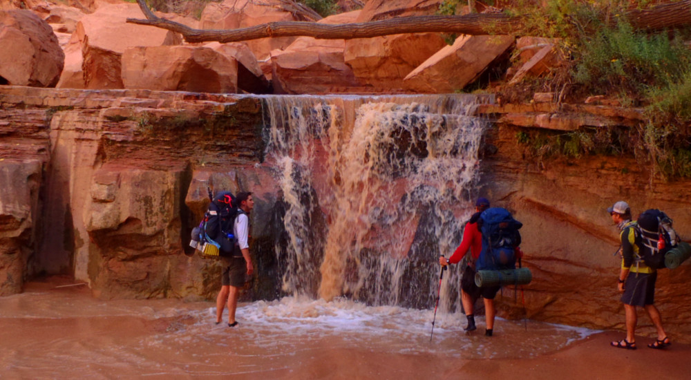 Exploring a 5-day backpacking loop in Utah's canyon country