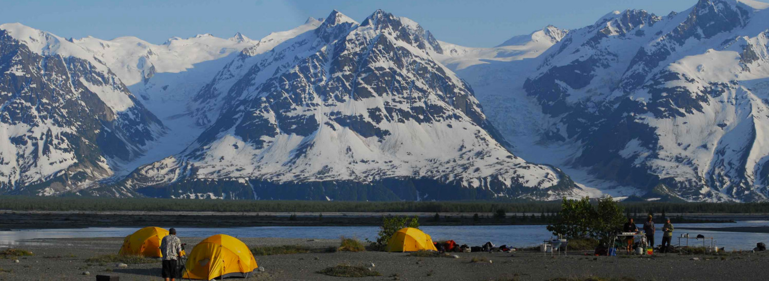 Alaska wilderness rafting expeditions