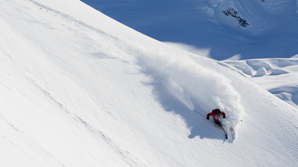 Haines is widely recognized as a mecca of Alaska heli-skiing