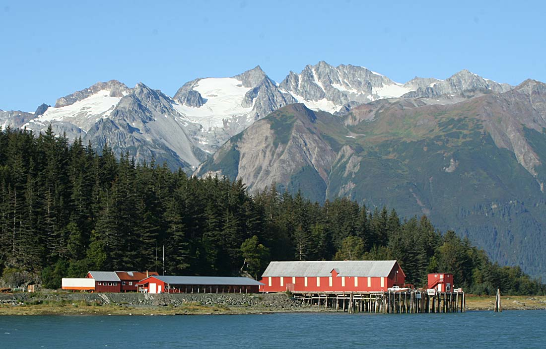 One of the oldest working canneries in Alaska