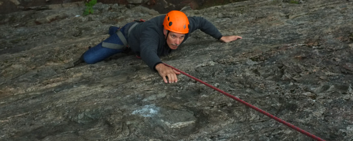Skagway area rock climbing offers a wide range of difficulties and single day and multi-day options